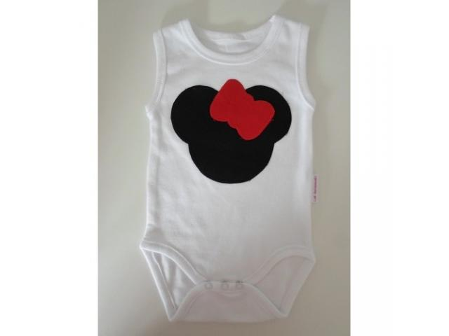 Romper Minie Mouse