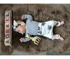 Baggy babyboekjes
