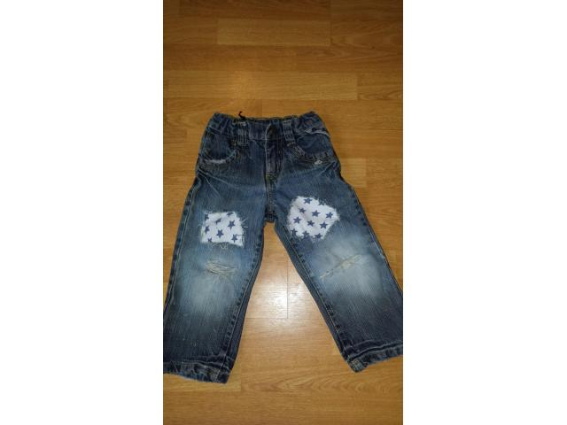 Jongens jeans 92/98 Restless bluestars