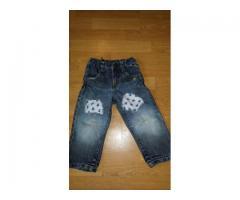 Jongens jeans 92/98 Restless bluestars