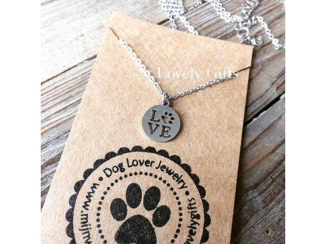Dog Lover - Ketting Love
