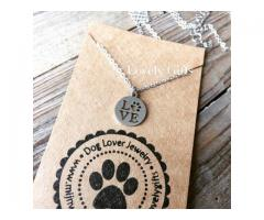 Dog Lover - Ketting Love