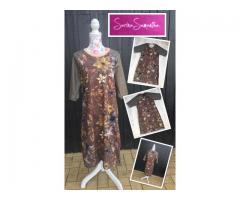 SarinaSamantha - Hippe jurk maat M/L