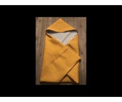 Stel je eigen omkeerbare wikkeldoek/deken samen!