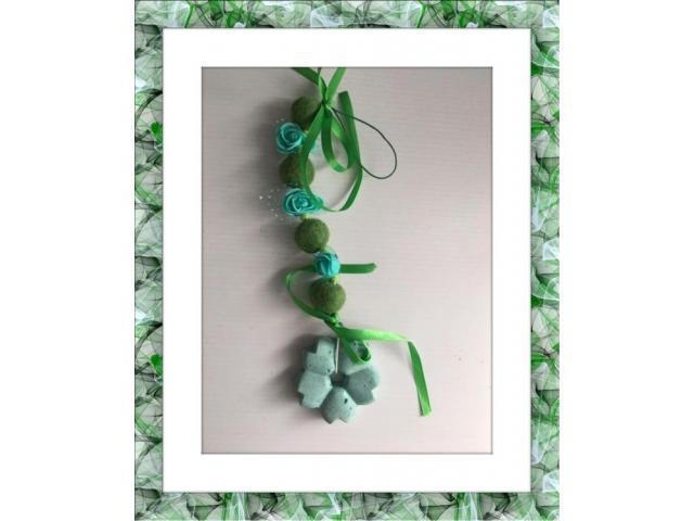 Geursteen hanger Groen