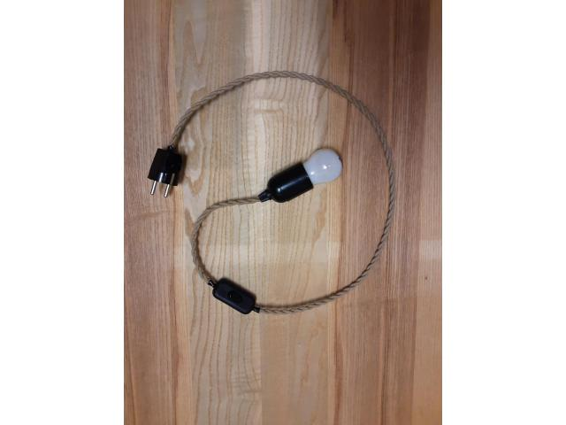 Snoerpendel touw set