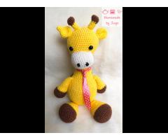 Stan de giraffe - Gehaakte knuffel