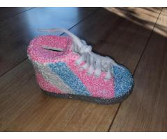Spaarpotje baby-schoen