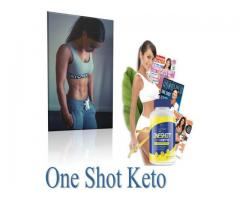What are the medicinal points of hobby of One Shot Keto?