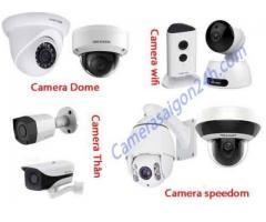 lắp đặt camera giám sát  chính hãng
