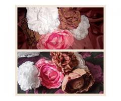 Handgemaakte rozen