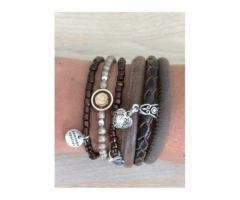 Armbanden set herfst