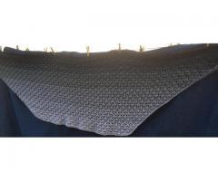 Gehaakte sjaal/omslagdoek