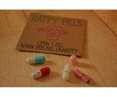 Happy pills! Leuk schoen/kerst cadeautje