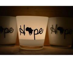 Hope Kaarsje - sfeervol