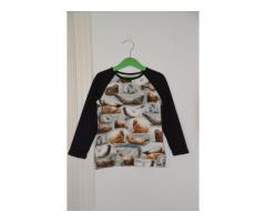 Shirt met zeehonden