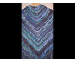 Ruime sjaal / omslagdoek