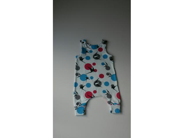 Baby of peuter jumpsuit/ harem romper